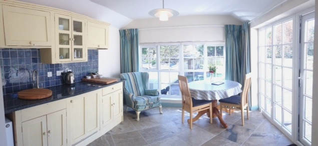 Self catering apartment Cornwall