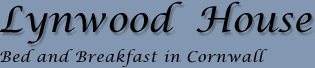 Lynwood Bed and Breakfast Truro Cornwall